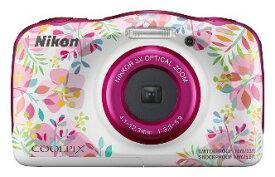 【送料無料】ニコン Nikon 防水 耐衝撃デジカメ クールピクス COOLPIX W150 FL フラワー【楽ギフ_包装】【***特別価格***】