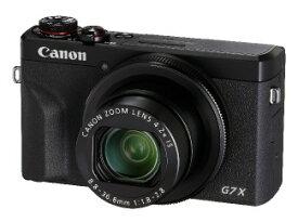 【送料無料】Canon・キヤノン PowerShot G7 X Mark III ブラック【楽ギフ_包装】【***特別価格***】