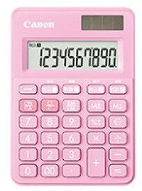 【ゆうパケットで送料無料】【代引き不可】キヤノン canon 軽減税率対応電卓 LS-100WT-SP ストロベリー【楽ギフ_包装】【***特別価格***】