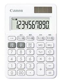 【ゆうパケットで送料無料】【代引き不可】キヤノン canon 軽減税率対応電卓 LS-100WT-SW スノーホワイト【楽ギフ_包装】【***特別価格***】