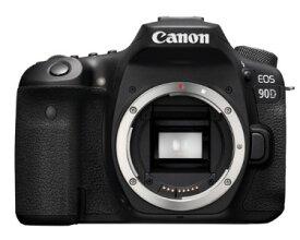 【送料無料】Canon・キヤノン デジタル一眼レフカメラ EOS 90D ボディ【楽ギフ_包装】【***特別価格***】