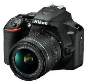 【送料無料】Nikon・ニコン デジタル一眼レフカメラ D3500 18-55VRレンズキット 【楽ギフ_包装】【***特別価格***】