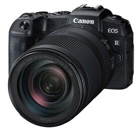 【送料無料】Canon・キヤノン ミラーレス一眼レフカメラ EOS RP・RF24-240 IS USM レンズキット【楽ギフ_包装】【***特別価格***】