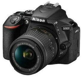 【送料無料】Nicon・ニコン 一眼レフデジカメ D5600 18-55 VRレンズキット【***特別価格***】