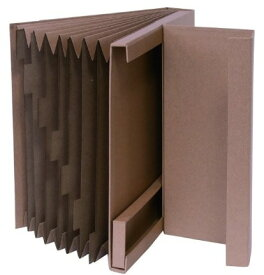 【送料無料】使わないときシンプルな紙箱収納 ドキュメントファイルA4【収納】LST-DFA4KR【文具】ナカバヤシ ライフスタイルツール ドキュメントファイル A4サイズ クラフト【楽ギフ_包装】