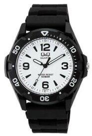 【ゆうパケットで送料無料】シチズン時計 Q&Q 腕時計 10気圧防水 スポーツ VR44-002【楽ギフ_包装】