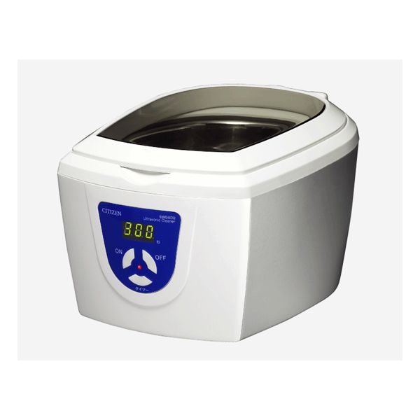 【ラッピング無料】シチズン 超音波洗浄器 SW5800 メガネなどミクロの力で綺麗に洗浄!【楽ギフ_包装】