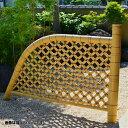 光悦寺垣(こうえつじがき) 白 幅120cm×高さ100cm 天然竹