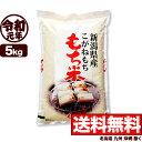 こがねもち米 5kg 令和元年産 新潟産 米 【送料無料】(北海道、九州、沖縄除く)