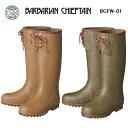 バーバリアンチーフテン BARBARIAN CHIEFTAIN BCFW-01【$ ラバーブーツ アウトドア長靴 防寒長靴 ハンドメイド おし…