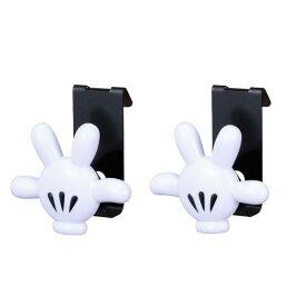 ナポレックス WD-372 ピラーフック ミッキーマウス WD372【お取り寄せ商品】【ウォルトディズニー】