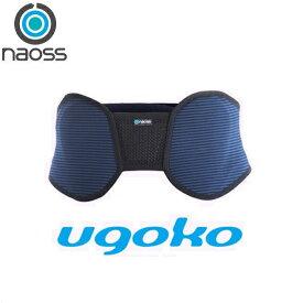 noble NAOSS ナオス 202260 バックサポートベルト ugoko 男女兼用【お取り寄せ商品】【腰痛、コルセット、腰痛ベルト、腰痛防止、腰痛サポーター】