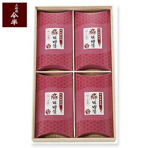 【人形町 今半】吟味豚味噌漬(豚ロース 100g×4パック)【牛肉】【冷蔵便】