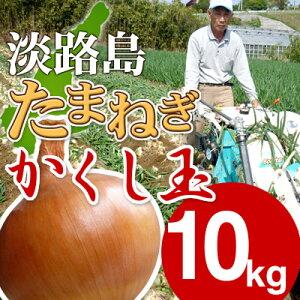 淡路島産たまねぎ #かくし玉10キロ#【5キロ×2】玉ねぎ 玉ネギ タマネギ
