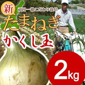 【送料無料】淡路島産新たまねぎ#かくし玉2K#