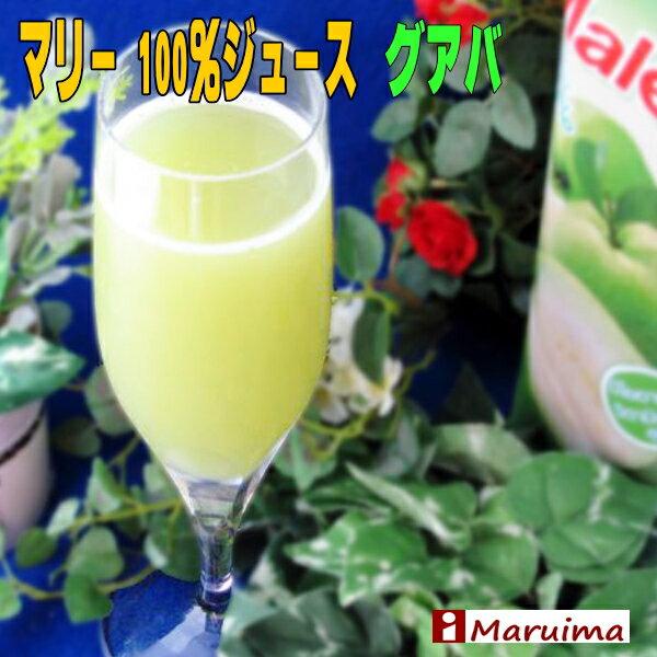 マリー100%ジュース  グアバ 1リットル