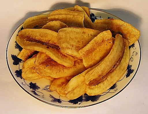 バナナチップトースト250g