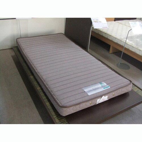 フランスベッドマットレスベージュ色シングルサイズラクネプレミアム