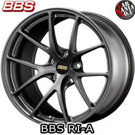 18×8.0J +45 5/100 BBS(ビービーエス) RI-A (RI-A037) カラー:MGR 18インチ 5穴 P.C.D100 ホイール新品1本 鍛造1ピース