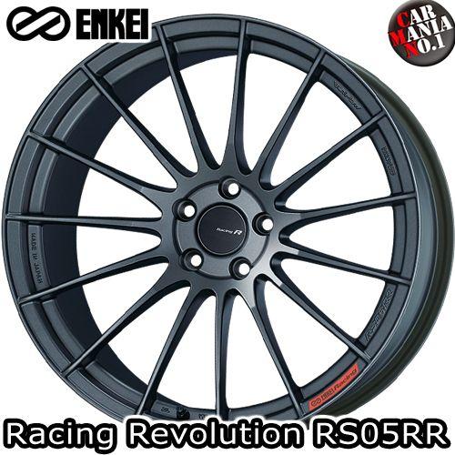 (2本セット) 20×11.0J +0 5/114.3 ENKEI(エンケイ) レーシングレボリューション RS05RR カラー:MDG 20インチ 5穴 P.C.D114.3 ホイール新品2本 Racingr Rvolution