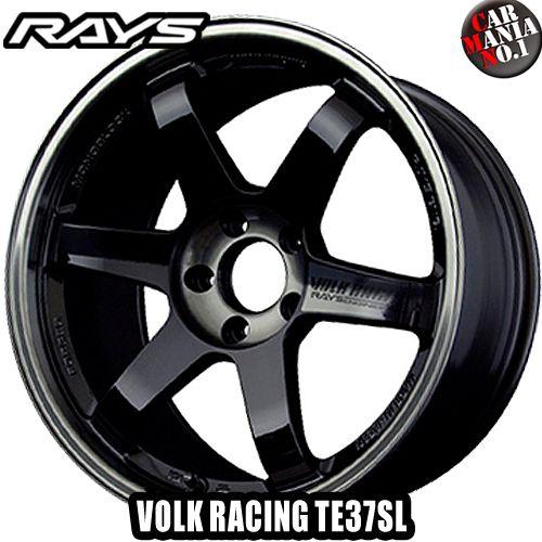 19×9.5J +22 5/114.3 RAYS(レイズ) ボルクレーシング TE37SL カラー:PW 19インチ ホイール新品1本 VOLK RACING