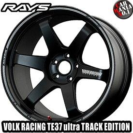 20×10.0J +30 5/114.3 RAYS(レイズ) ボルクレーシング TE37ウルトラ トラックエディション カラー:MM 20インチ 5穴 P.C.D114.3 ホイール新品1本 VOLK RACING TE37 ultra TRACK EDITION 鍛造1ピース