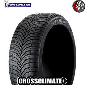【取付対象】【4本セット】 MICHELIN(ミシュラン) CROSSCLIMATE + 185/55R15 86H XL クロスクライメート プラス 15インチ 新品4本・正規品 サマータイヤ