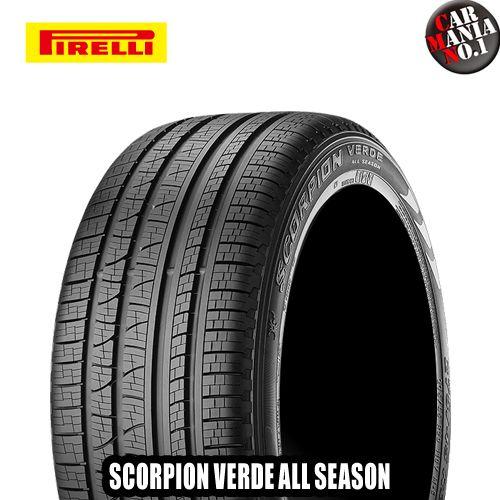 [4本セット][265/60R18] Scorpion VERDE ALL SEASON ピレリ サマータイヤ スコーピオンヴェルデ オールシーズン エコタイヤ/オフロード/SUV 新品4本【正規品】