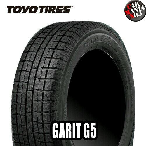 (4本セット) 195/65R15 91Q TOYO TIRE GARIT G5 トーヨータイヤ ガリットG5 15インチ 新品4本・正規品 スタッドレスタイヤ