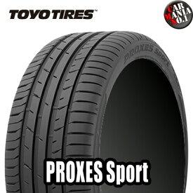 【取付対象】【在庫有り/数量限定】 TOYO TIRE(トーヨータイヤ) PROXES SPORT. 225/45ZR18 (95Y) XL プロクセス スポーツ. 18インチ (225/45R18) 新品1本・正規品 サマータイヤ