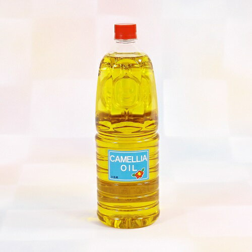 【椿油】カメリアオイル1600g