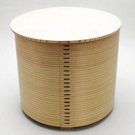【茶器/茶道具 水指(水差し)】 曲水指 杉木地 利休好写し 国産材使用