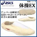 アシックス 体操シューズ 体操EX TGY501 asics まさに素足感覚