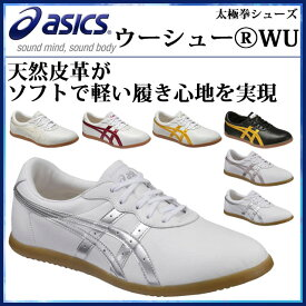 asics (アシックス) 太極拳シューズ ウーシュー WU 【TOW013】