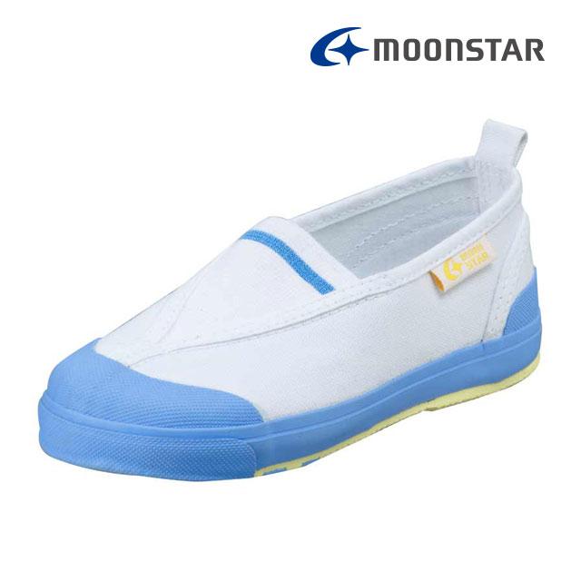 ムーンスター キャロット 子供靴 CR ST12 足の成長と健康をサポートする上履き MS シューズ