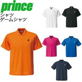 prince (プリンス) バドミントン ゲームシャツ TMU122T ポロシャツ