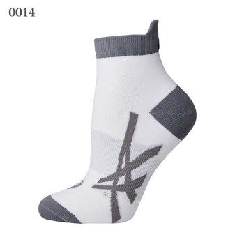 アシックスランニングウエアマラソン靴下メンズライトシングルタブソックス155889asics