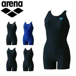 ネコポス アリーナ 水泳 フィットネス セパレート 水着 レディース スナップ付き セパレーツ 女性用 ARN701W arena