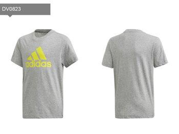 ☆アディダスジュニアTシャツ半袖丸首トレーニングFTM57adidasあす楽