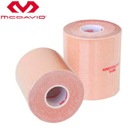 マクダビッド サポーター ユニセックス メンズ レディース キネマックス75 4ホンイリ 伸縮テープ アクリル系粘着剤 サポート カバー ガード プロテクター ボディーケア F MCDAVID KMB75