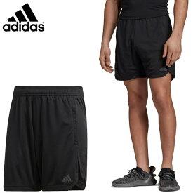 a0585094a9c63 ネコポス アディダス ショートパンツ メンズ トレーニング クライマチル ショーツ ジム ポケット クーリング性能 涼しい GHM83 adidas
