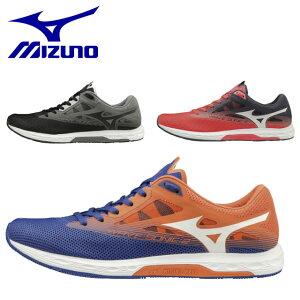 ミズノ メンズ レディース ランニングシューズ スニーカー 靴 ウェーブソニック2 WAVE SONIC 2 軽量 U1GD1934 MIZUNO