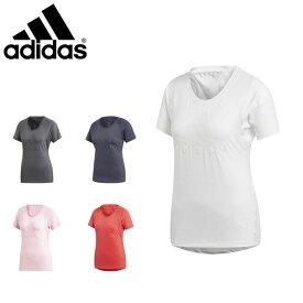 アディダス レディース トレーニング Tシャツ 半袖 W M4T ビッグロゴ FSE63 adidas