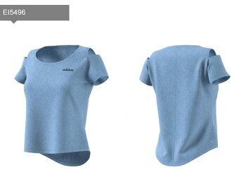 ☆ネコポスアディダスレディースTシャツ半袖WCOREXPRESSIVEトレーニングランニングジョギングマラソンGER00即日出荷adidas