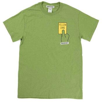 ☆ネコポスサッカージャンキーTシャツ半袖メンズコットンウエアシンプルジェントルマンナッツSNW103即日出荷あす楽対応可