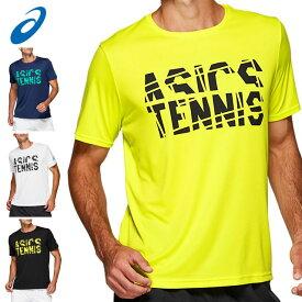 ネコポス アシックス Tシャツ メンズ 半袖Tシャツ S/S Tシャツ ショートスリーブTシャツ スポーツ XS-2XL ウェア トップス メンズアパレル asics 2041A033