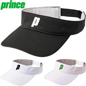 プリンス キャップ 一般 CAP 帽子 サンバイザー クールバイザー 無地 シンプル 遮熱 吸汗速乾 冷却 UVケア アクセサリー プレーヤー テニス マルチスポーツ 用具 用品 小物 運動 試合 練習 トレ