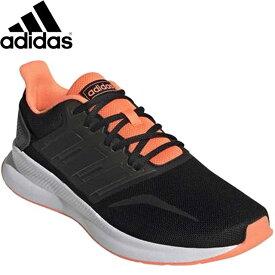 アディダス スニーカー メンズ シューズ FALCONRUNM 靴 カジュアルシューズ ランニングシューズ ファルコンラン ジョギング 通気性 ホールド感 クッショニング 用具 用品 小物 アクセサリー アウトドア スポーツ トレーニング 24.5-32.0 adidas EG8609