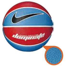 ナイキ バスケットボール ドミネート 8P NIKE BS3004 屋外のプレーに適した耐久性のある素材 あらゆるプレーでのコントロール性を発揮 ボール ユニバーシティブルー/ブラック