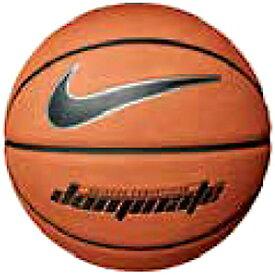 ナイキ バスケットボール ドミネート 8P NIKE BS3004 屋外のプレーに適した耐久性のある素材 あらゆるプレーでのコントロール性を発揮 ボール アンバー/ブラック